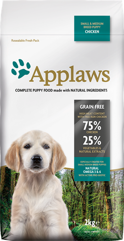 Applaws 2kg Dog Puppy
